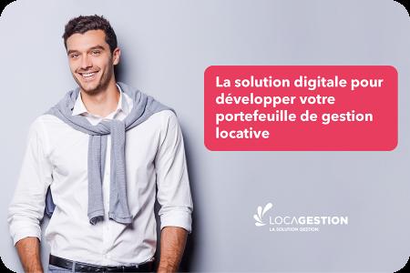 La solution digitale pour développer votre portefeuille de gestion locative